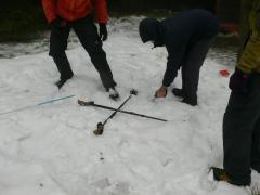 Grundlagenkurs für das winterliche Gebirge