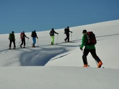 Skitouren in Südtirol, Ultental