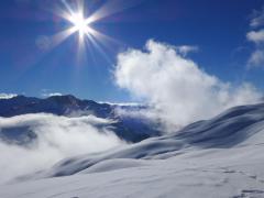 Skitourentraum unter südlicher Sonne Val di Sole / Trentino