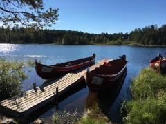 Wanderungen in Lappland