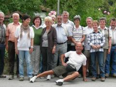 Gruppenbild Jahresabschlusstour 2011